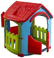 Детский игровой домик - кухня  PalPlay Play house w/o work shop&kitchen