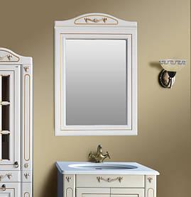 Зеркало Атолл Верона 65 dorato