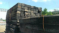 Шпала деревянная  и бетонная б/у в Украине .Кривой Рог. ж/д крепеж в наличии, фото 1