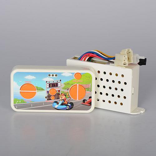 Пульт Bluetooth 2,4GRC-№2 в наборе с приемником  для электромобилей G55B, ML63B, DMD 158