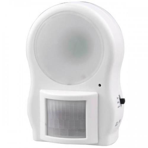 LED светильник с датчиком движения беспроводной