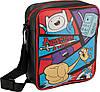 Молодежная сумка-планшет вертикальная 576 Adventure Time