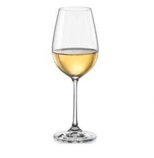 Набор бокалов для вина Bohemia Viola 250 мл (6 штук) - b40729, 164199 /П1