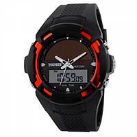Часы Skmei 1056 Black-Red