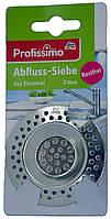 Ситко для раковины DM Profissimo Abfluss-Siebe 2 штуки.