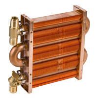 Теплообменник отопления 100ICH/MSC (67FIN)