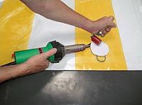 Ремонт ПВХ тканей, ремонт любых тентовых изделий