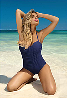 Слитный женский купальник Self с открытой спинкой