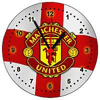 """Настенные часы """"Manchester United"""""""