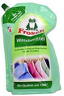 Гель для стирки Frosch Waschmittel 1,8л. (Дой-пак)