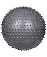 Массажный мяч LiveUp Massage Ball 65 см (LS3224) Gray