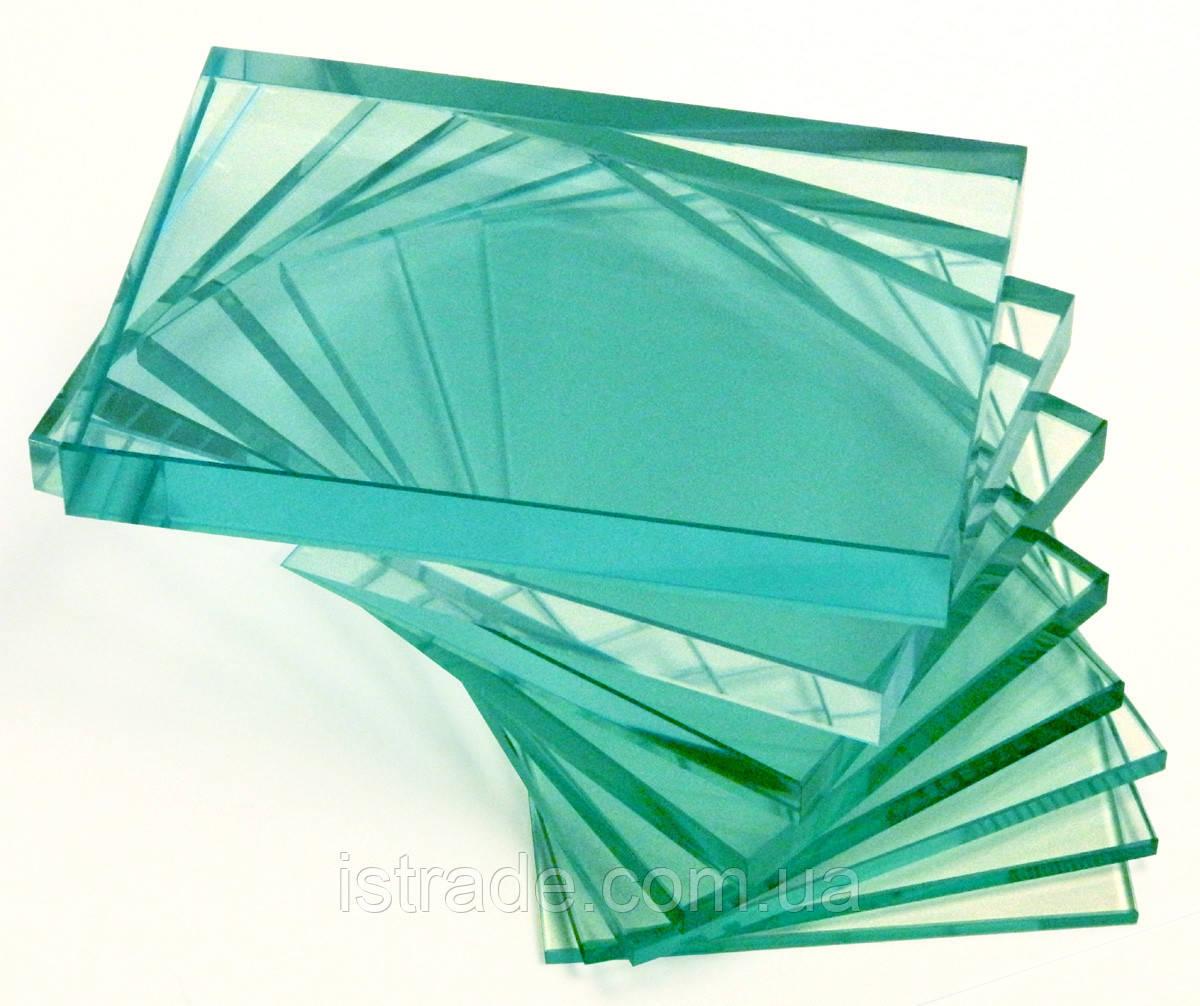 Стекло листовое прозрачное М1, 3210х2250, 3 мм, Россия