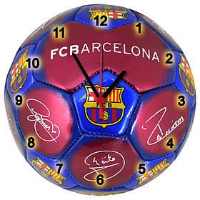 """Настенные часы на стекле """"Barcelona"""""""