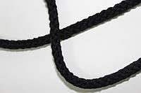 Шнур ХБ 8мм. (100м) черный