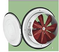 Вентилятор осевой вытяжной с крышкой BAHCIVAN ВК 200