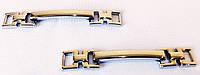 Металлофурнитура  декор   А4316  ник