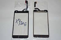 Оригинальный тачскрин / сенсор (сенсорное стекло) для HTC Butterfly X920e (черный цвет)