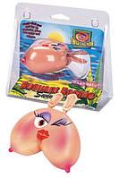 Заводная игрушка для ванной в форме груди Wind Up Swimming Boobie