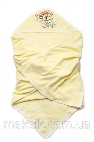 Детское полотенце для купания, фото 2