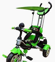 Детский велосипед трехколесный Mars Trike KR01 аниме зеленый