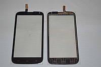 Оригинальный тачскрин / сенсор (сенсорное стекло) для Huawei Ascend G610-U20 (черный цвет) + СКОТЧ В ПОДАРОК