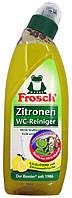 Жидкость для чистки унитаза Frosch Zitronen WC-Reiniger 750мл.