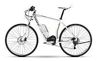 Велосипед Haibike Xduro Cross Men 56см, бело-серый