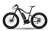 "Велосипед Haibike XDURO FatSix 26"" 400Wh, рама 46см, 2016"