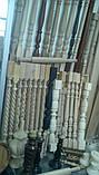 Винтовые балясины из дуба, ясеня, сосны, фото 4