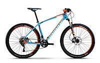 "Велосипед Haibike Freed 7.50 27.5"", рама 45см, 2016"