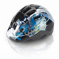 Шлем детский XLC Kidz, синий, S/M (52-58)
