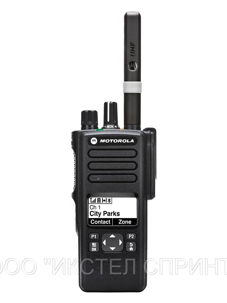 Motorola DP4600 403-527 4W LK PBE502F (MDH56RDH9JA1ANB)