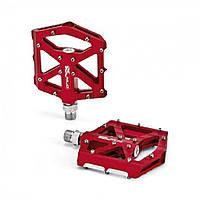Педали XLC PM-M12, 350 гр, красные