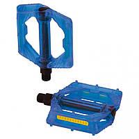 Педали XLC PD-M16, 326 гр, синие