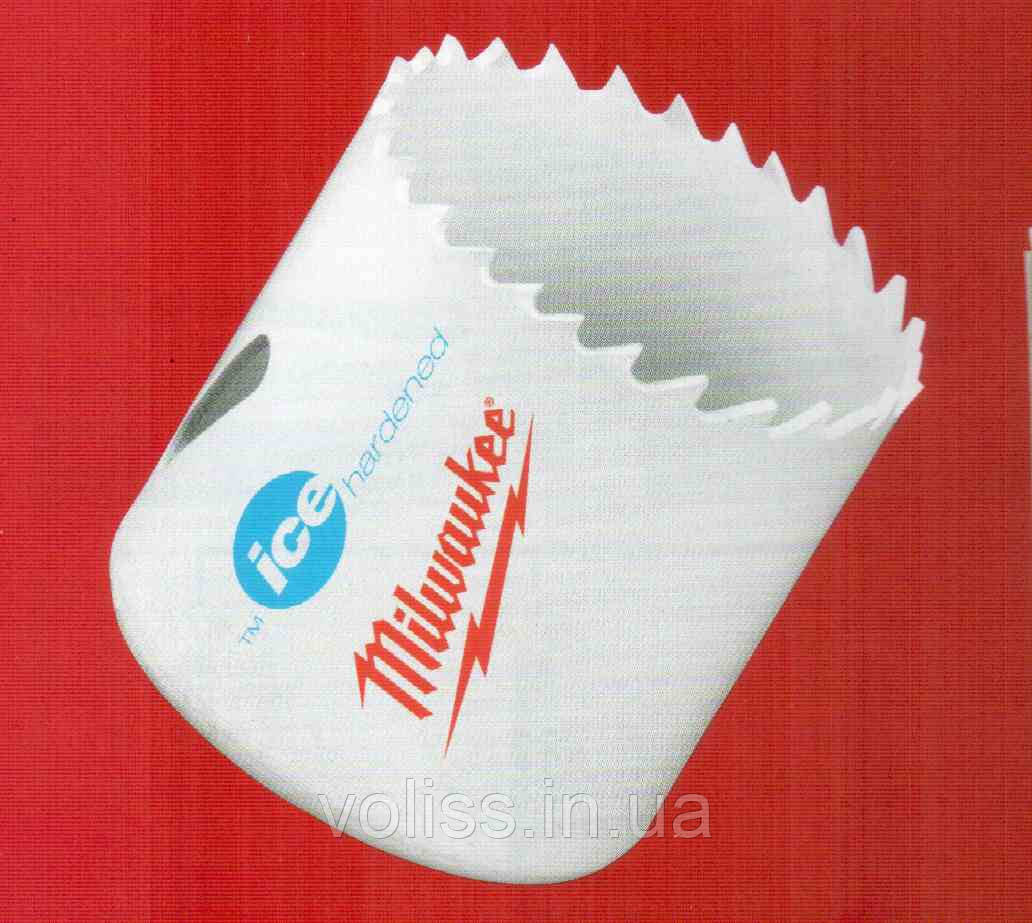 Коронка біметалева Milwaukee ф 60 мм