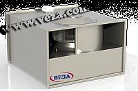 Прямоугольный канальный вентилятор Канал-ПКВ-100-50-8-380