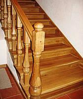Балясины для лестниц из дерева