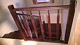 Балясины для лестниц из дерева, фото 2