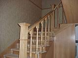 Балясины для лестниц из дерева, фото 3