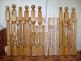Балясины для лестниц из дерева, фото 5