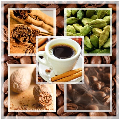 Рецепт ароматного кофе