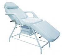 Кушетка косметологическая KP-4 Luxe трехсекционная / кресло косметологическое