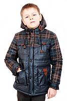 Куртка парка на мальчика Стиль