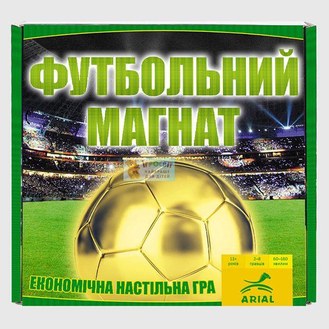 Настольная игра Футбольный магнат