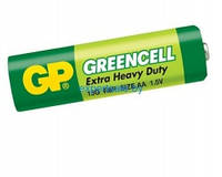 """Батарейка  R 3 """" GP Greencell  """""""