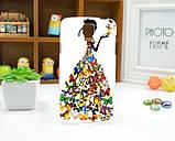 Чехол для Samsung Galaxy Grand Prime G530 панель накладка с рисунком панда, фото 5