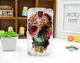 Чехол для Samsung Galaxy Grand Prime G530 панель накладка с рисунком панда, фото 6