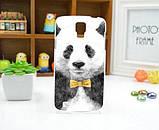 Чехол для Samsung Galaxy Grand Prime G530 панель накладка с рисунком панда, фото 8