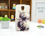 Чехол для Samsung Galaxy Grand Prime G530 панель накладка с рисунком панда, фото 9