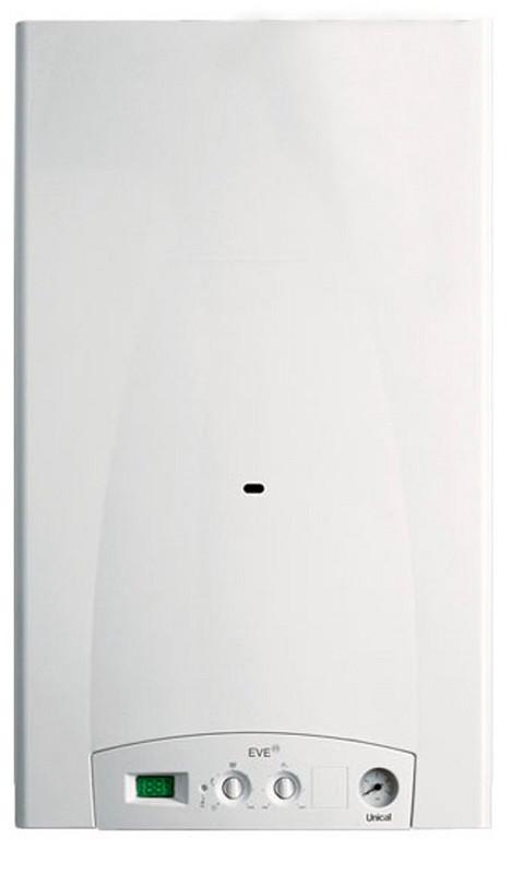 Газовый котел UNICAL EVE 05 CTFS 24 (закрытая камера сгорания)
